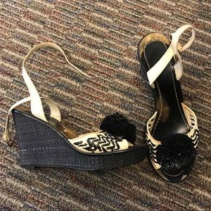 Kate Spade Sandals.  Size 7.